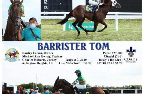 Barrister Tom